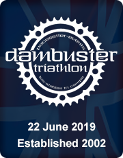 Dambuster Triathlon 2019