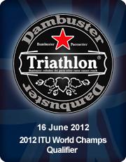 Dambuster Triathlon 2012
