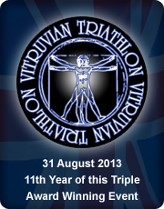 Vitruvian Triathlon 2013