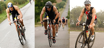 The Dambuster Triathlon - Bike