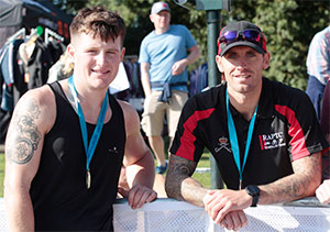 Team RAPTC Tri - Relays Winner 2019