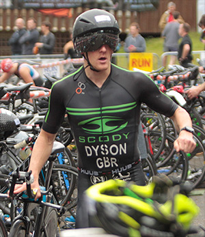 Pete Dyson - Rt Swim / El Velo / VP Harriers