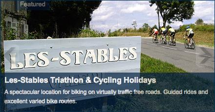 Les-Stables Triathlon Training Camp