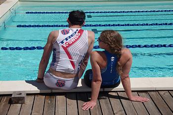 Swimming Pool Triathlon Holidays