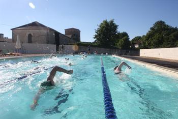 Swimming Triathlon Holidays