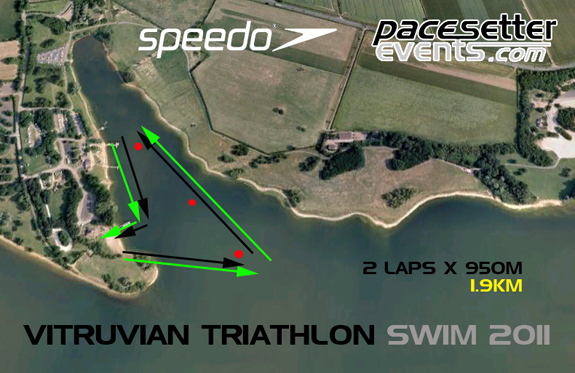 Vitruvian Swim